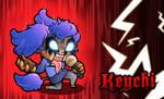 Keychi's Raaage!!!