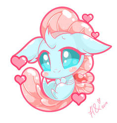 Ocellus the Cutest Changling by HungrySohma16