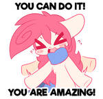 Im Cheering for You! OwO