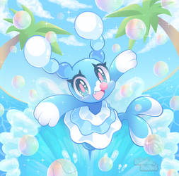 Brionne is Best Sea Puppo!