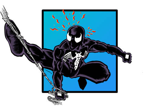 Spider-Man Back in Black