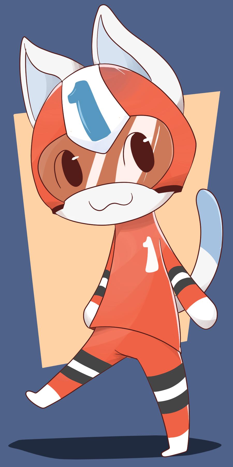 Animal Crossing Little Cat