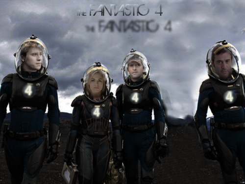 the fantastic four reboot by manofoneface on deviantart