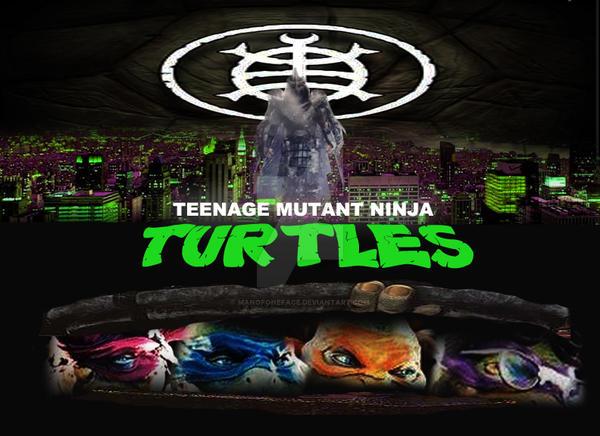 Teenage Mutant Ninja Turtles - 2014 Poster by ManOfOneFace ...