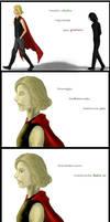 Left Behind, Thor and Loki