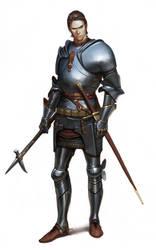 Knight General by RadialArt