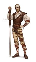 Sword maestro by RadialArt