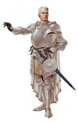 Ser Barristan Selmy by RadialArt