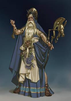 Merlin - Myrddin
