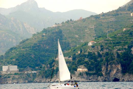 Beautiful Sailing Day