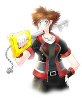 Sora KH3 by CynicalSonata