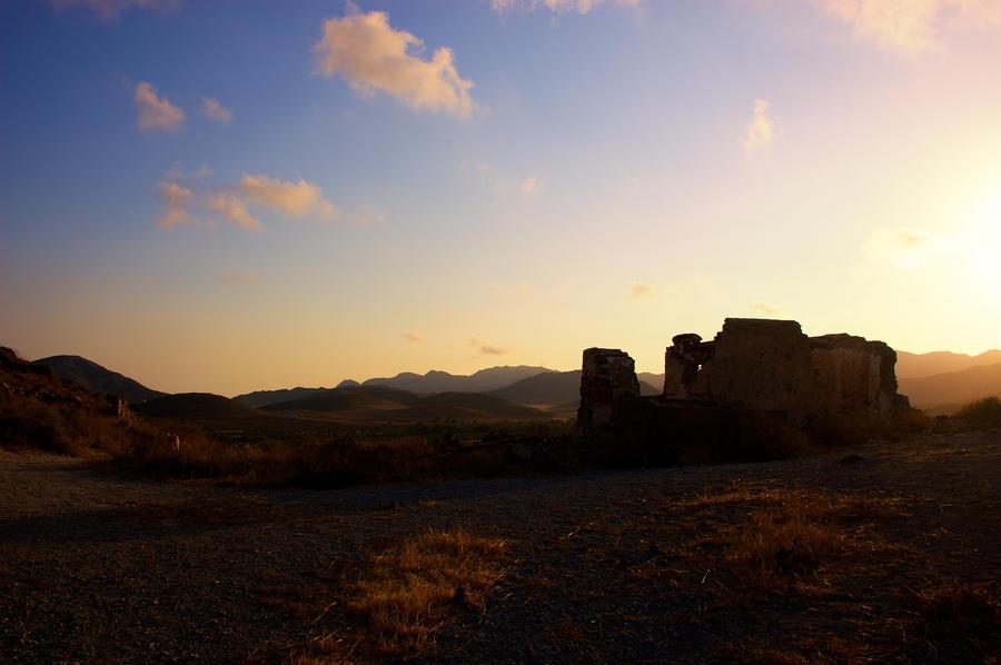 Desierto de Almeria Almeria desert by GabrielPhotoArt