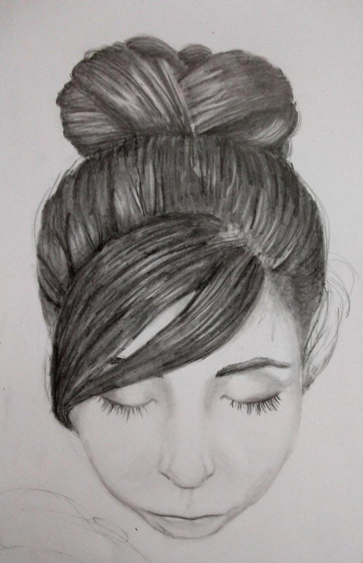 Self Portrait by kaylamckay