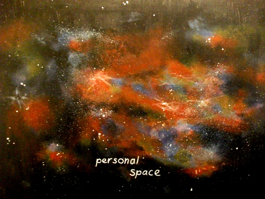 Personal Space by kaylamckay