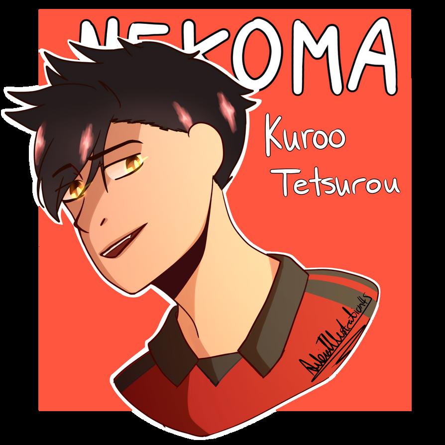 Kuroo Tetsurou by Shadowstream45
