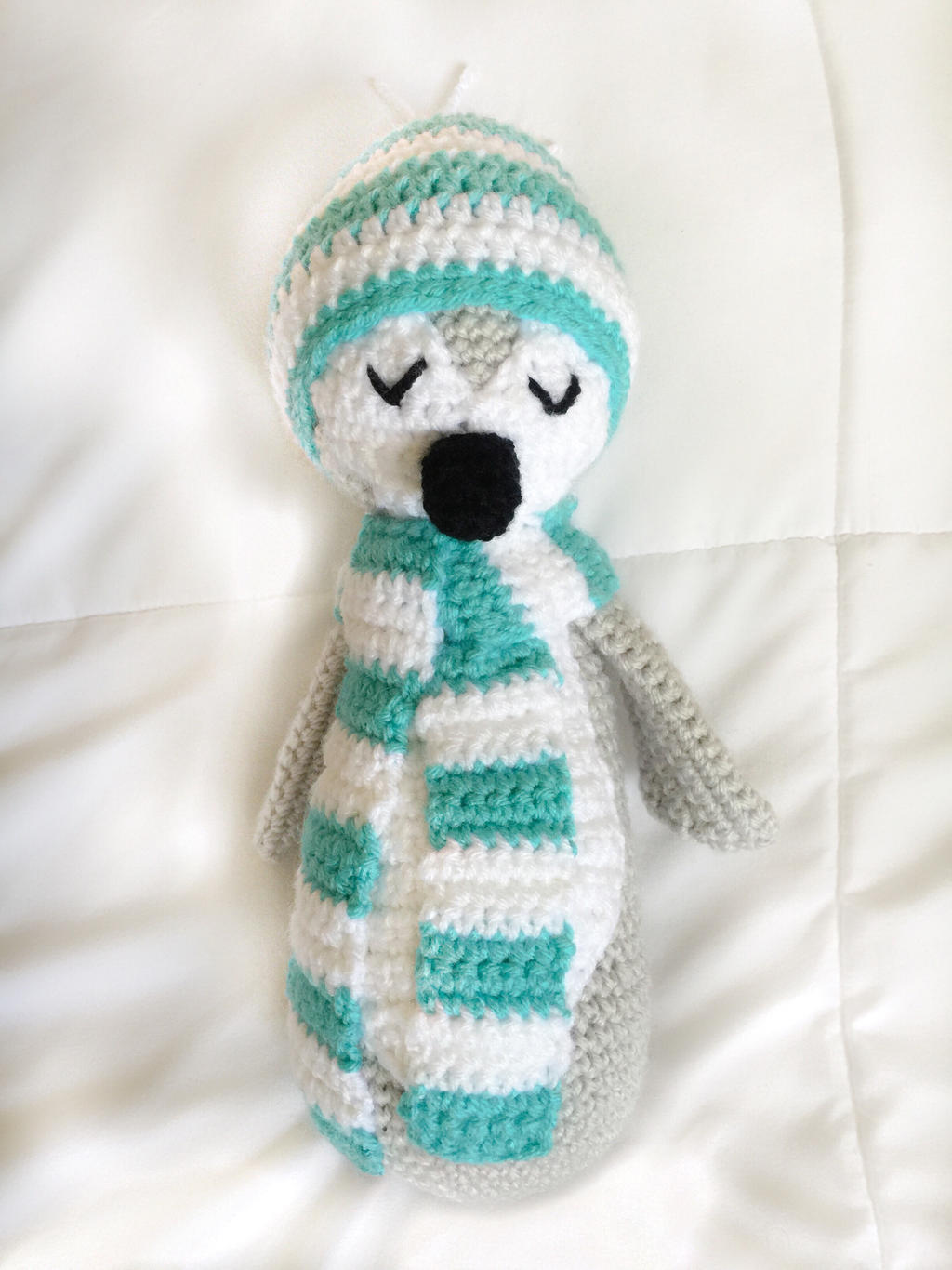 Crochet Sleepy Sarah Doll Amigurumi Free Pattern - Crochet & Knitting | 1366x1024
