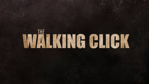 The Walking Click by Soniop