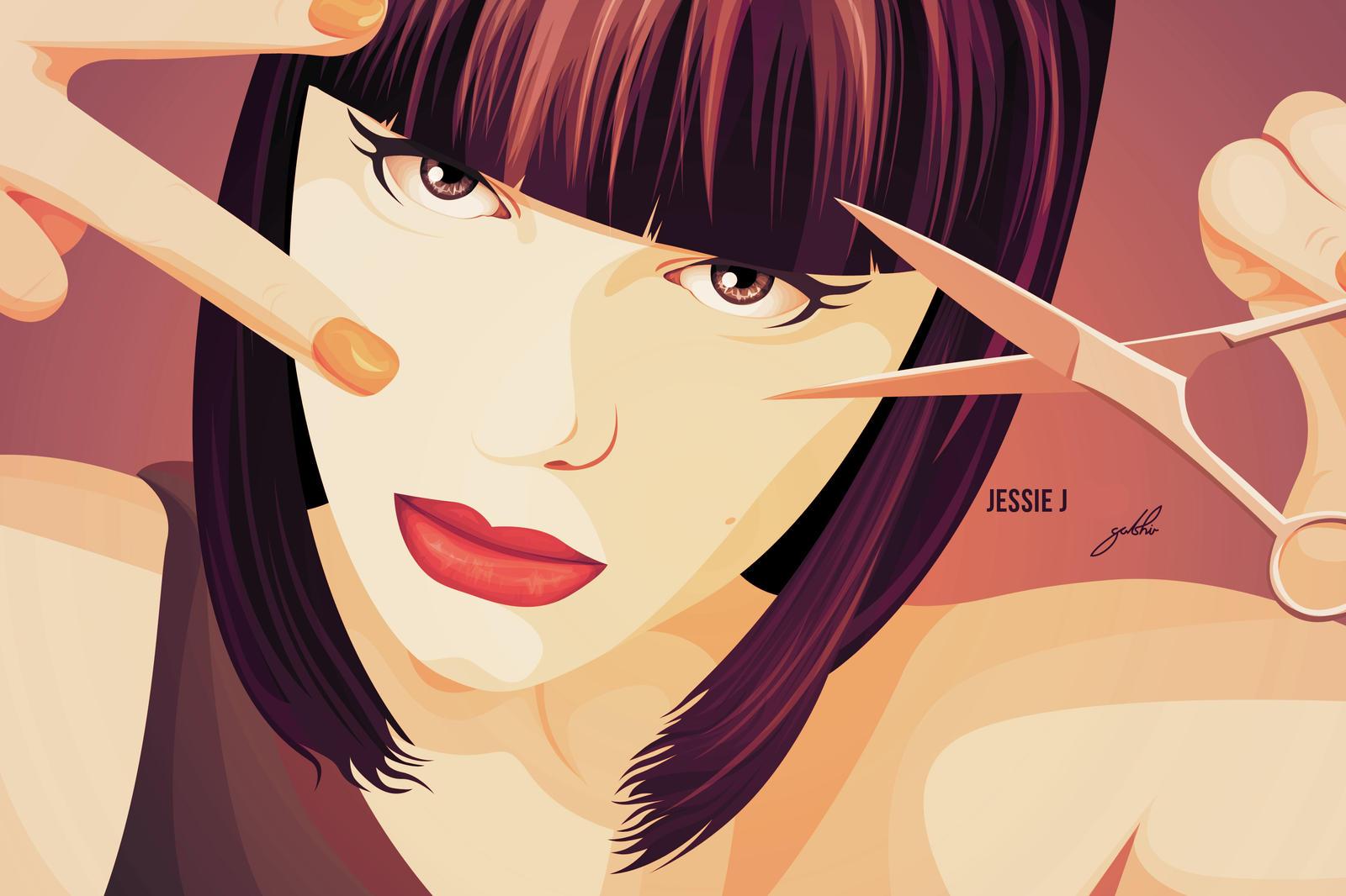 Jessie J by GalShir