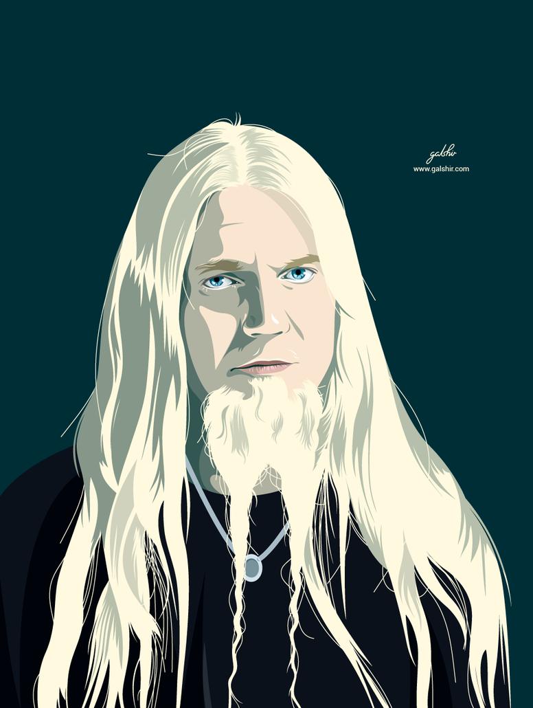 Marco Hietala by GalShir