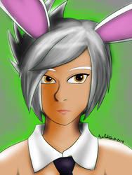 Battle Bunny Riven by aquapunkchick