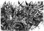 Water Mage vs Dragons