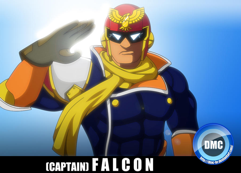 A to Z (Games) - F - (Captain) Falcon by dmc-br