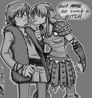 :HTTYD: Smack my bitch up...