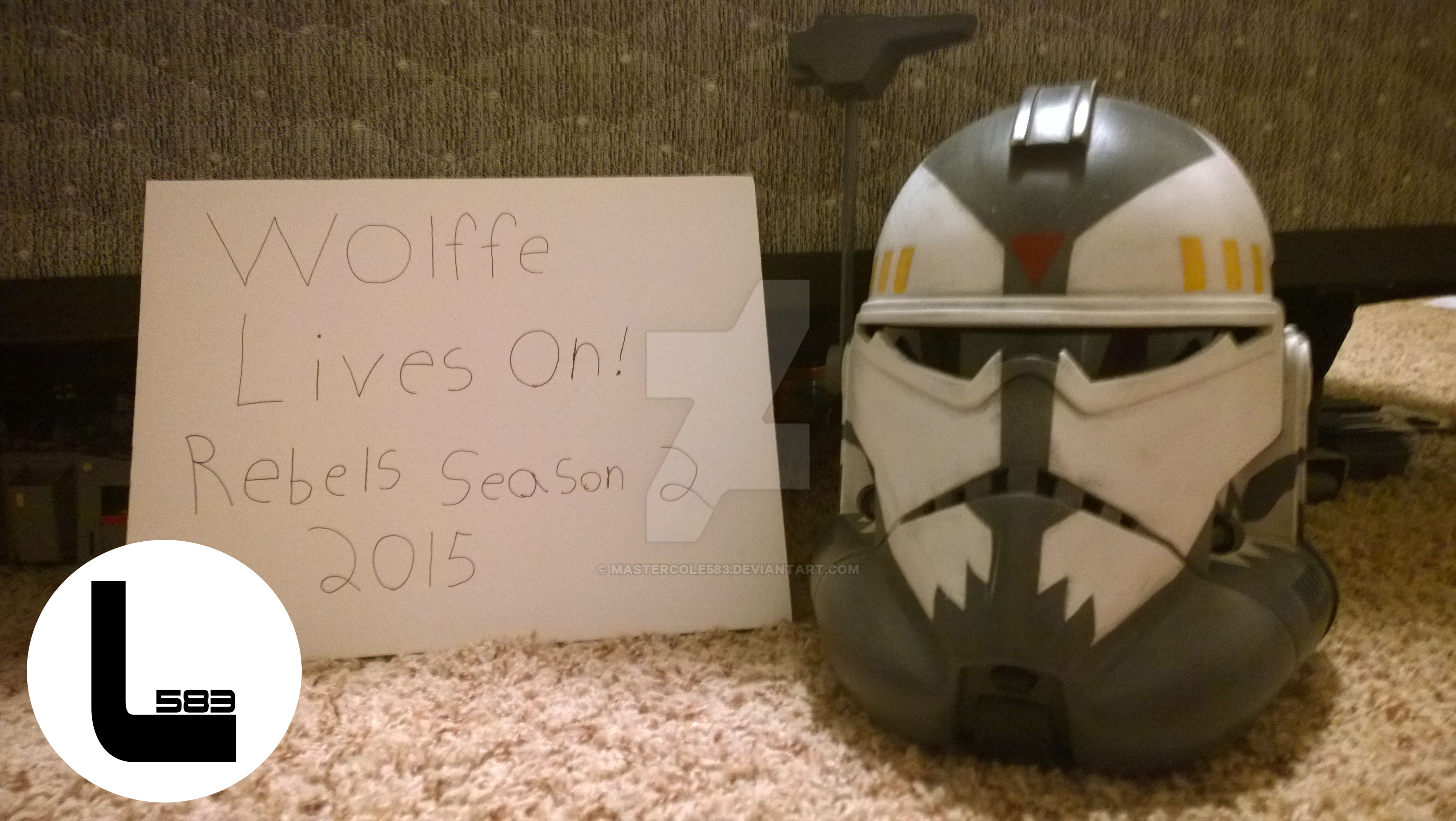 star wars rebels commander wolffe lives by mastercole583 on