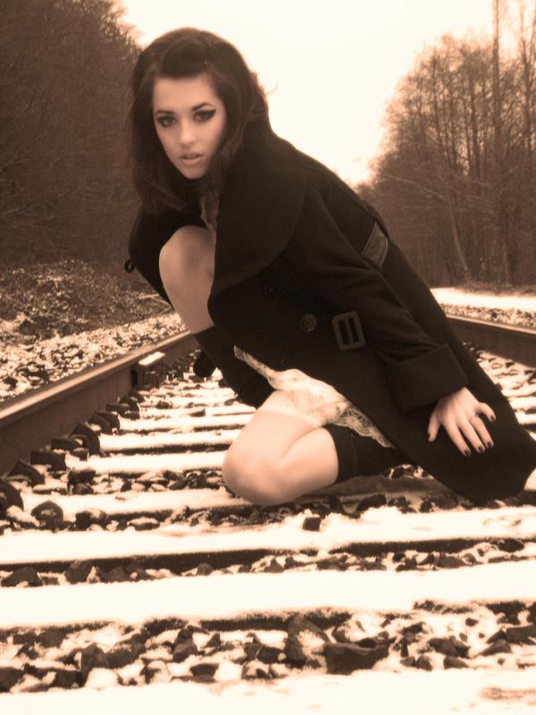 old tracks by chrisfkn