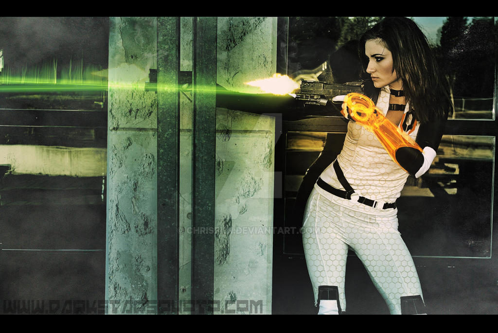 miranda lawson 9 by chrisfkn