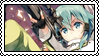 Sinon Stamp by StampsAndIconsPLZ