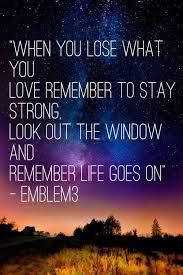 Emblem3 Quote. by TeamInspireEmblem3