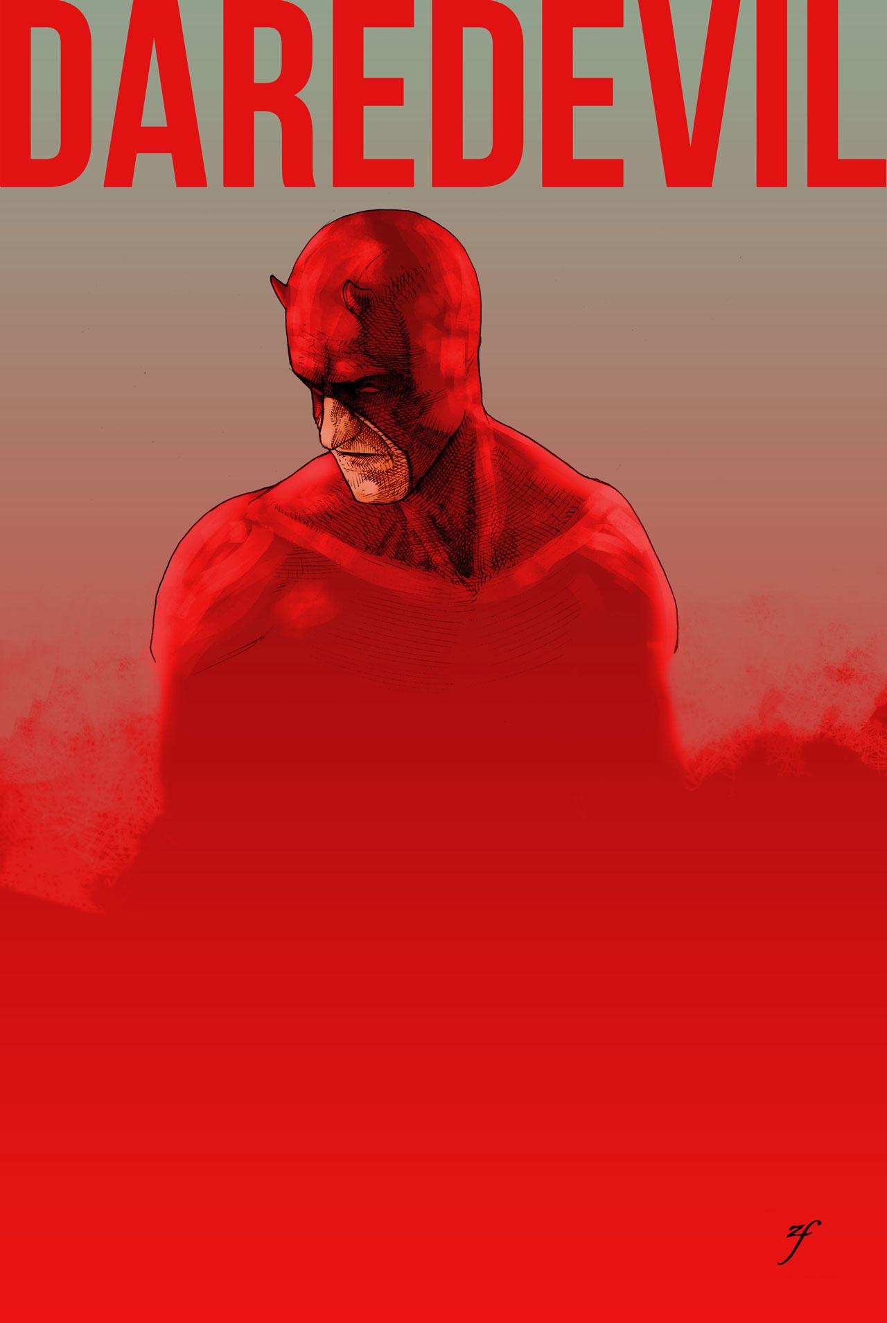 zursoif comics (pin ups & submissions) Daredevil_by_zursoif-d6m3m19