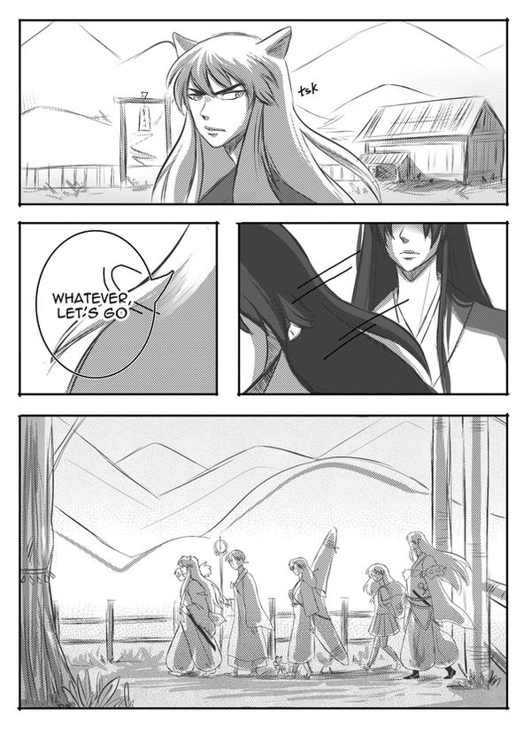 Only Human - Chapter 2 - Page 16 by ohparapraxia