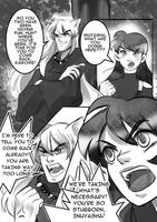 Only Human - Chapter 4 - Page 23 by ohparapraxia