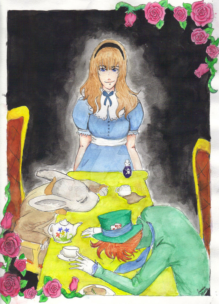 Alice in Wonderland by Goodred
