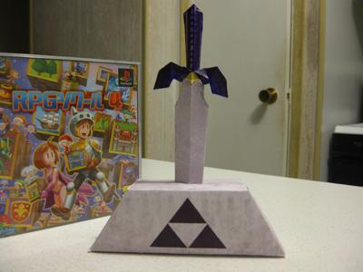 Master Sword -OoT- Papercraft by Lantis02 on DeviantArt