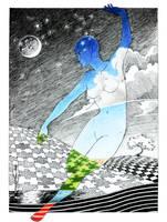 Lucid Dreaming II by beatnik