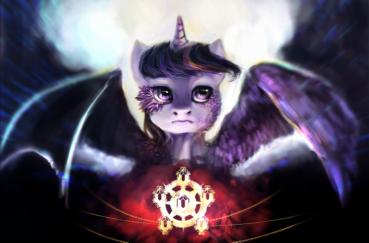 Princess Of Uniting by ElkaArt