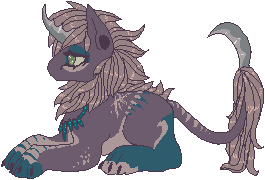 MLP manticore pony auction 12 CLOSED by ElkaArt