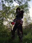 Lady Hawke - Dragon Age 2