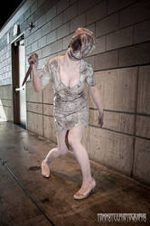 Silent Hill Nurse by Cosplay4UsAll