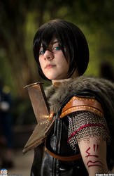 Mage Hawke - Dragon Age 2