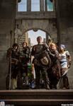 Dragon Age 2 Group - Dragon*Con 2013