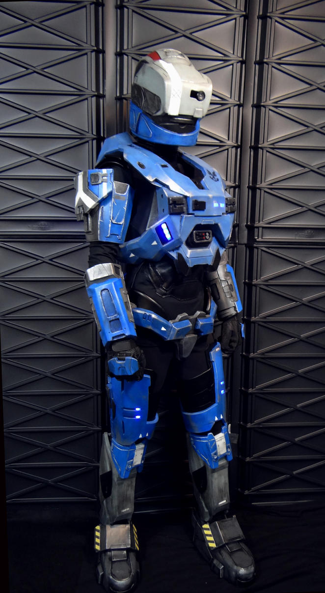 Halo Spartan by Cosplay4UsAll