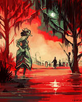 Red swamp