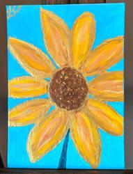 Sunflower For A Friend
