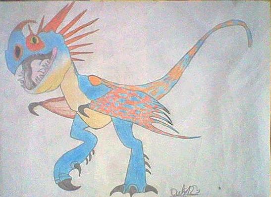 83 Stormfly by TheEvilHadrosaur