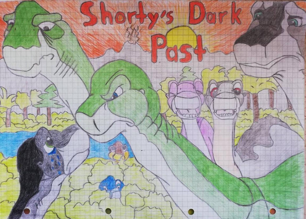 Shorty's Dark Past by TheEvilHadrosaur
