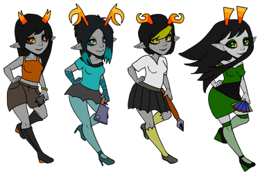 more troll adopts OPEN by HamsterFluf
